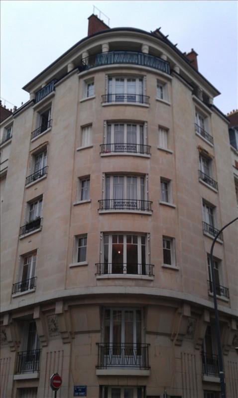 Rental apartment Asnieres sur seine 1330€ CC - Picture 1