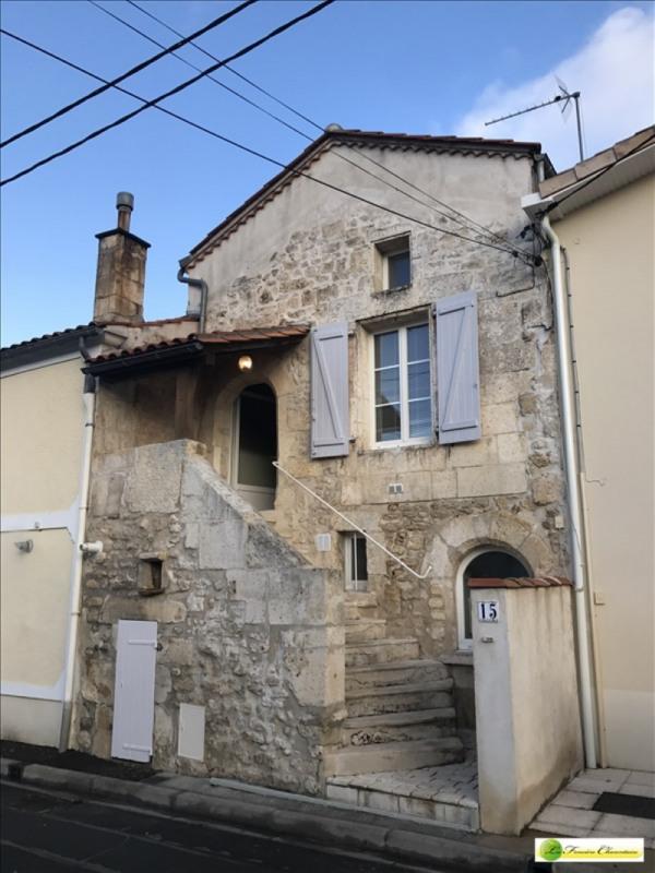 Rental house / villa Gond-pontouvre 480€ CC - Picture 1