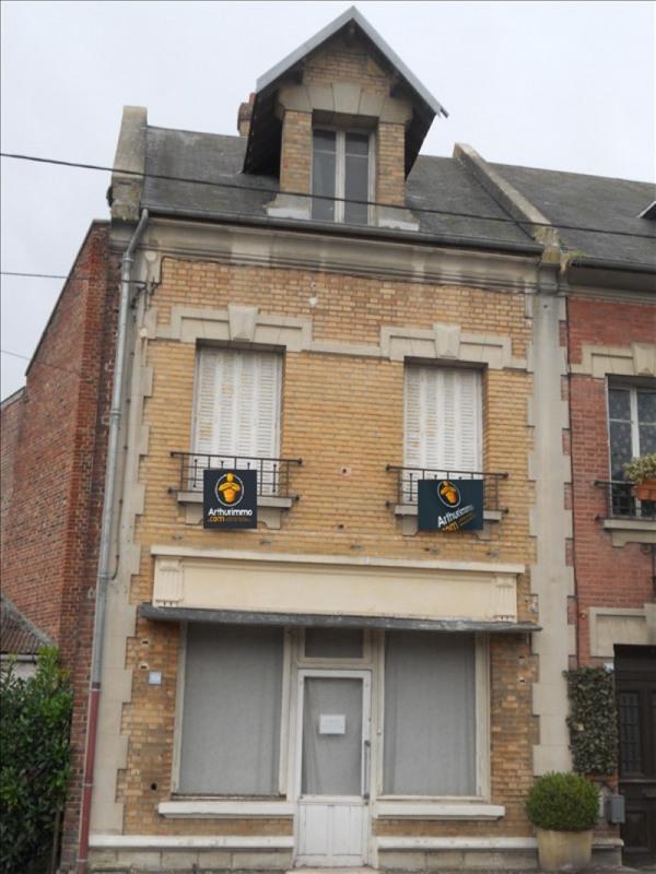 Sale house / villa Folembray 80900€ - Picture 1