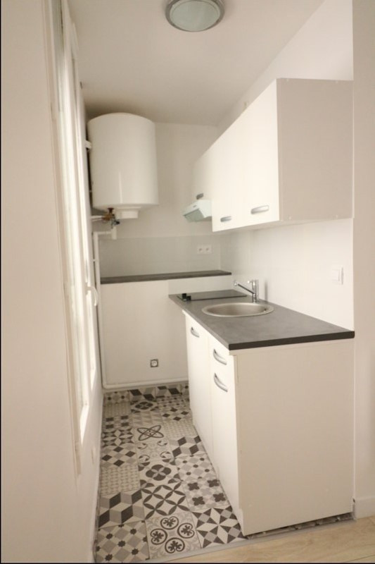 Rental apartment La plaine st denis 450€ CC - Picture 1