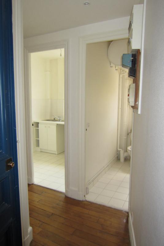 Rental apartment Paris 16ème 995€ CC - Picture 12