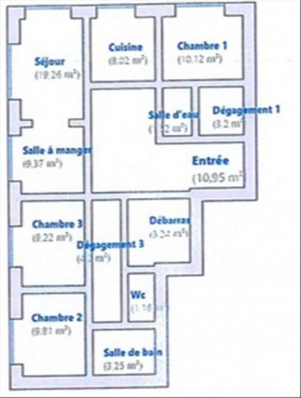 Vente appartement Villeneuve st georges 127000€ - Photo 10