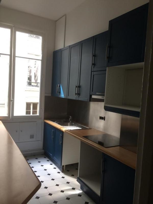Rental apartment Paris 17ème 4230€ CC - Picture 12