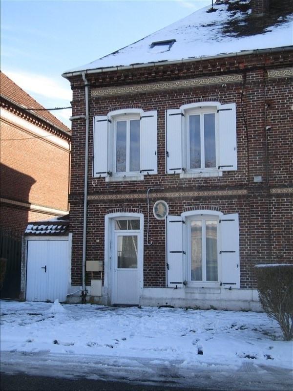 Vente maison / villa Auneuil 153800€ - Photo 1