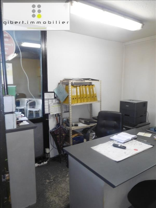 Location local commercial Brives charensac 1250€ HT/HC - Photo 5