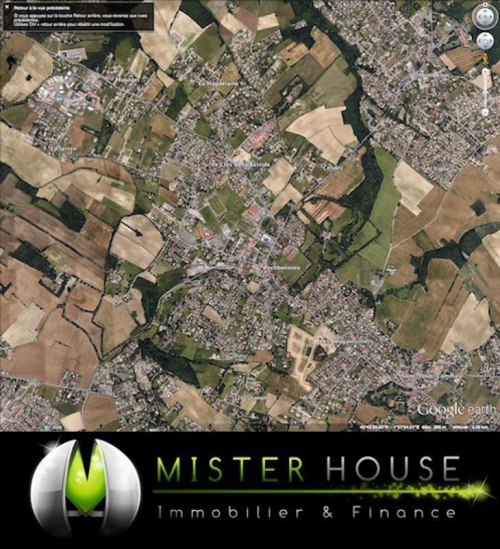 Vendita terreno Pechbonnieu 111000€ - Fotografia 1