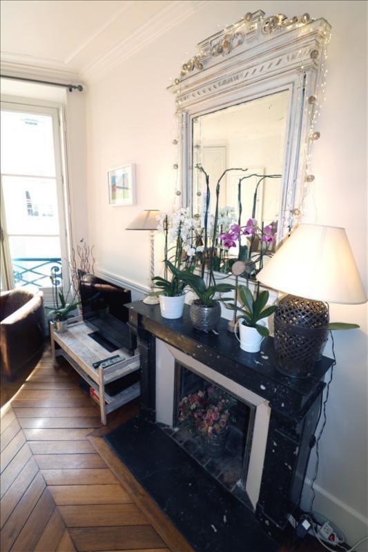 Vente appartement Versailles 650000€ - Photo 2