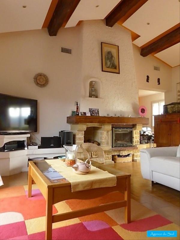 Vente maison / villa Cuges les pins 432000€ - Photo 2