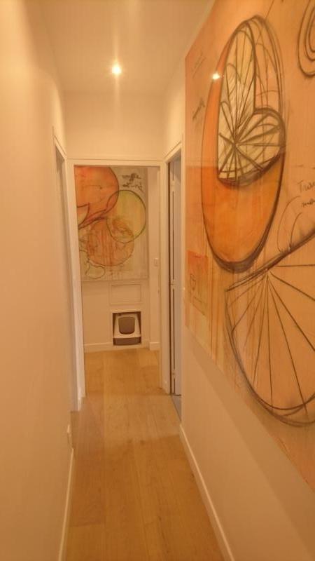 Deluxe sale apartment Paris 16ème 1500000€ - Picture 12