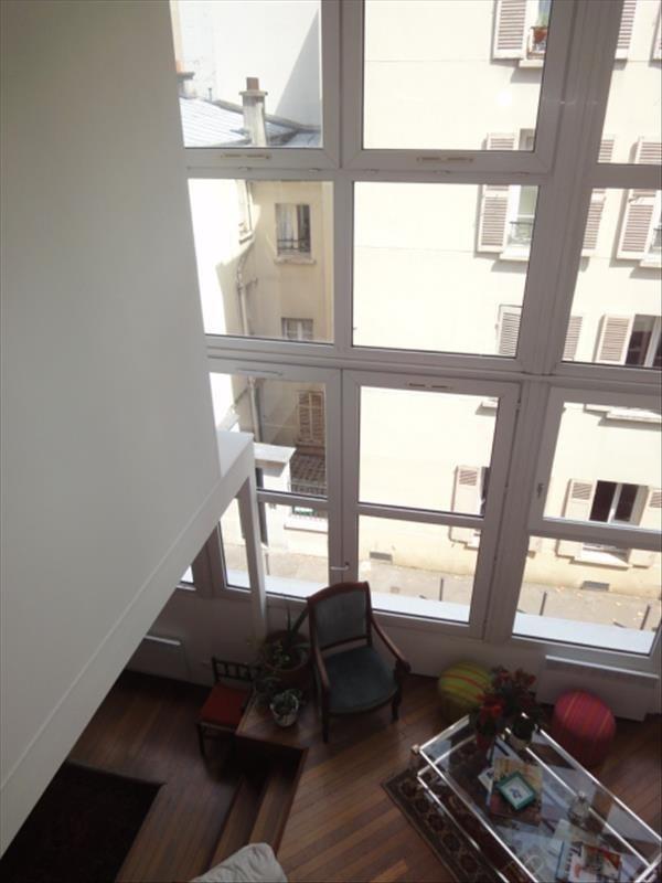 Deluxe sale loft/workshop/open plan Paris 19ème 1070000€ - Picture 6