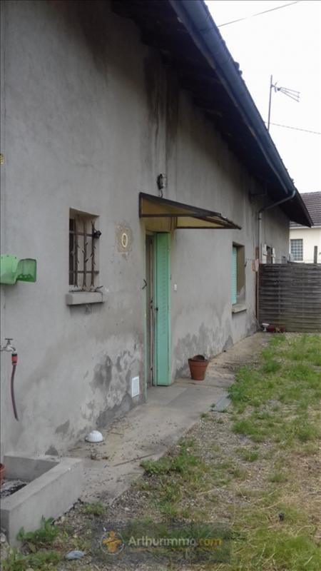 Vente maison / villa Bourg en bresse 98000€ - Photo 1