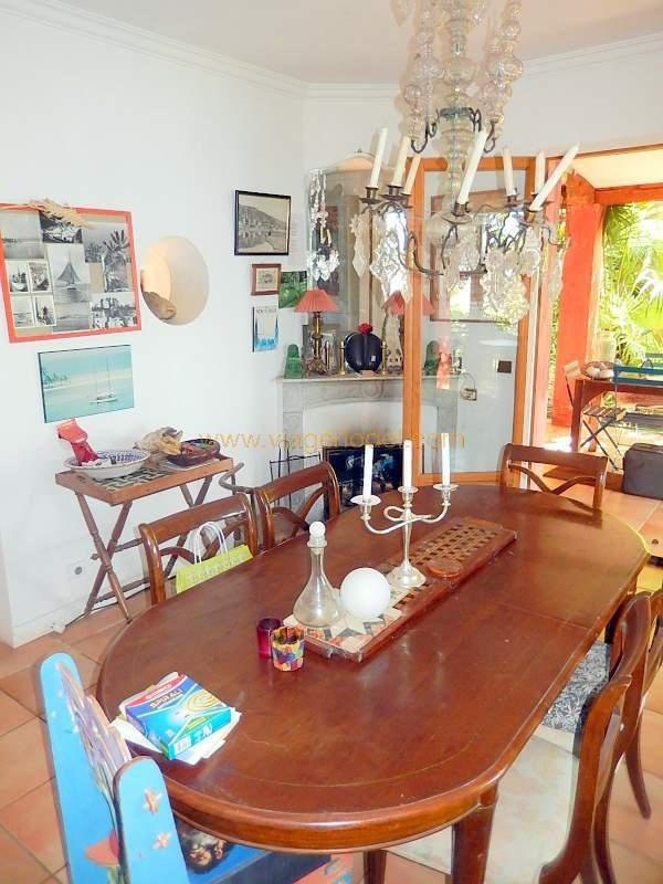 Verkauf auf rentenbasis haus Menton 770000€ - Fotografie 5
