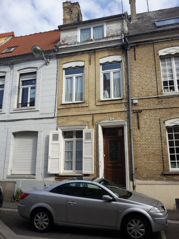 Sale house / villa Saint omer 82 250€ - Picture 1