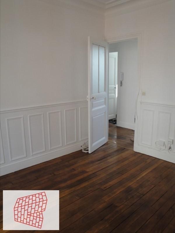 Location appartement Asnières sur seine 840€ CC - Photo 2