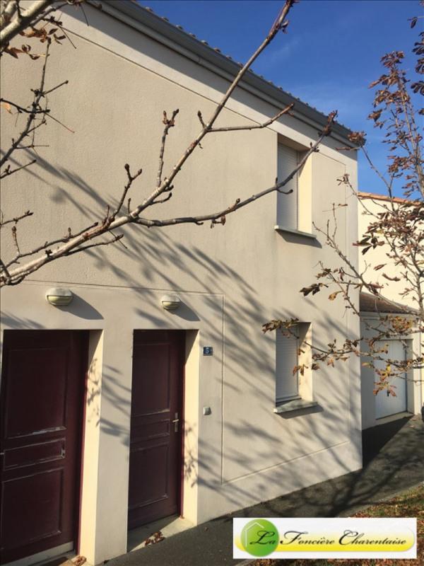 Sale house / villa Le gond pontouvre 120000€ - Picture 1