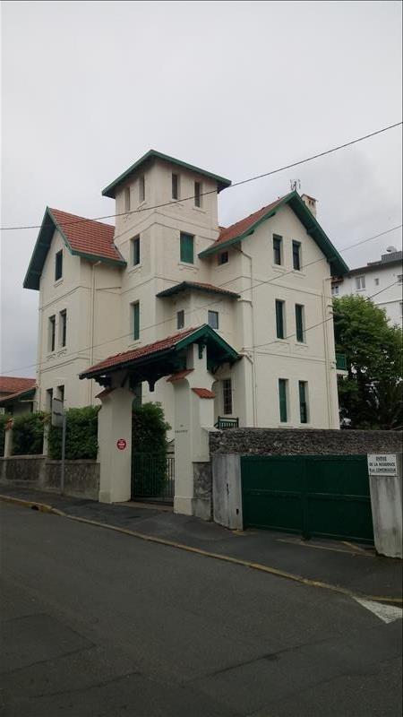 Rental apartment St jean de luz 495€ CC - Picture 1
