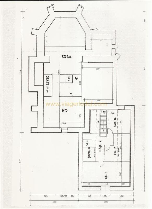 Verkoop  huis Saint-pourçain-sur-sioule 330000€ - Foto 7