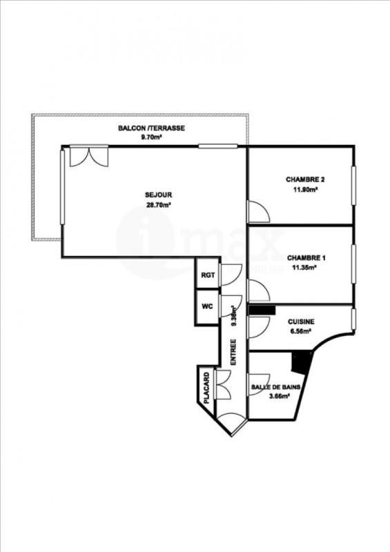 Vente appartement Neuilly sur seine 860000€ - Photo 6