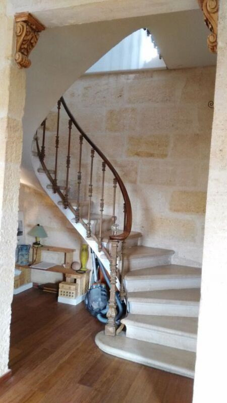 Sale house / villa St ciers de canesse 348000€ - Picture 5