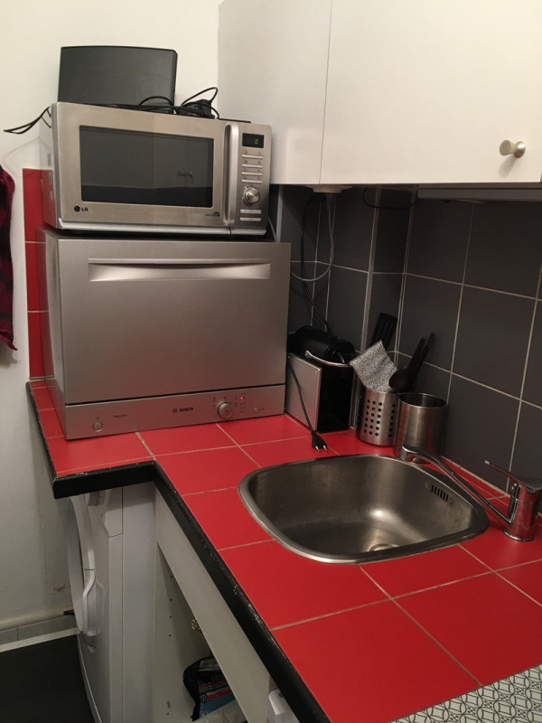 Location vacances appartement La grande motte 455€ - Photo 5
