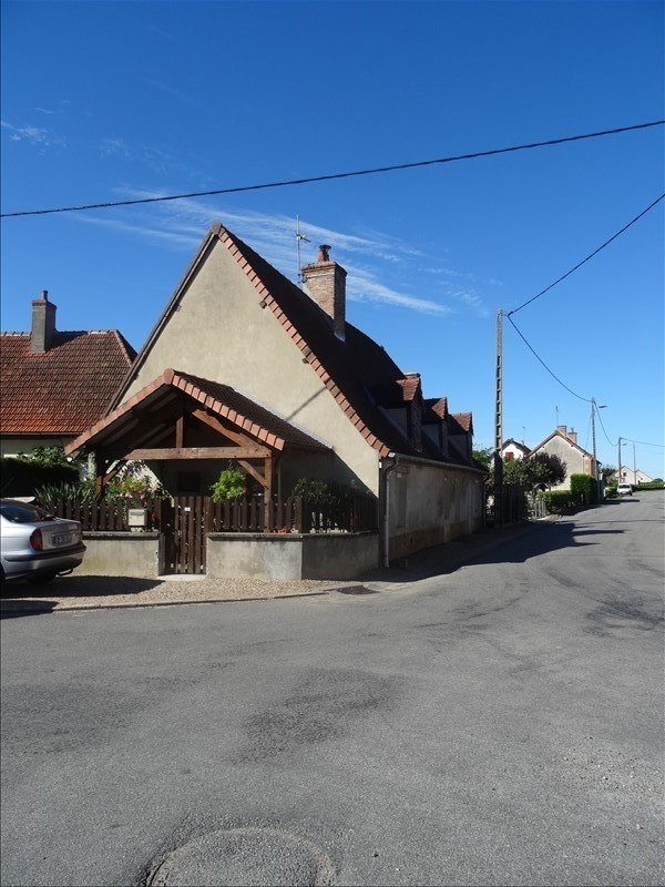 Vente maison / villa Chevagnes 117000€ - Photo 1