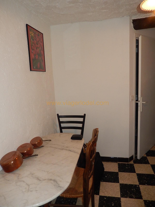 Life annuity apartment Berre-les-alpes 28 400€ - Picture 5