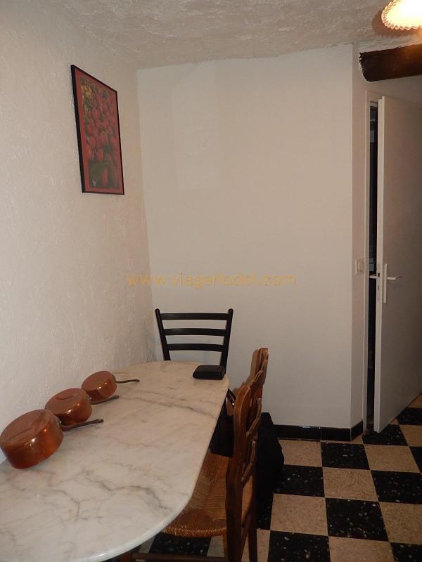 Vendita nell' vitalizio di vita appartamento Berre-les-alpes 28400€ - Fotografia 5