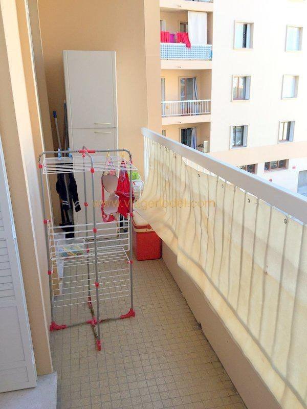 Vendita nell' vitalizio di vita appartamento Nice 62500€ - Fotografia 3