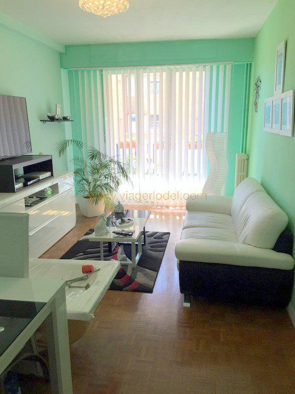 Life annuity apartment Nice 62 500€ - Picture 5