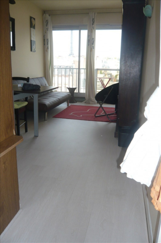 Location appartement Paris 16ème 860€ CC - Photo 1