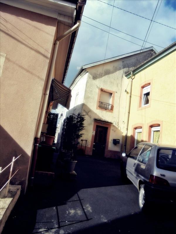 Vente maison / villa Raon l etape 39000€ - Photo 1