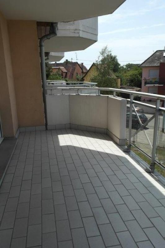 Rental apartment Strasbourg 836€ CC - Picture 12