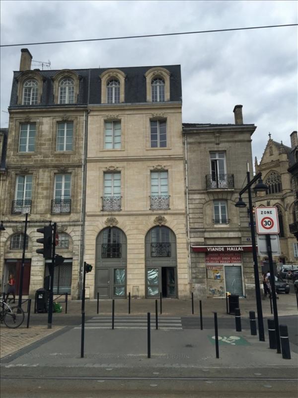 Vente local commercial Bordeaux 159000€ - Photo 1