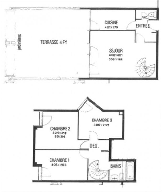 Vente appartement Les ulis 231000€ - Photo 10