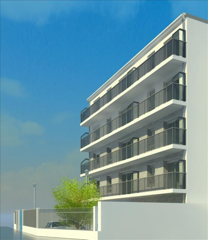 Rental apartment Nanterre 1195€ CC - Picture 1