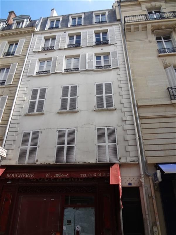 Sale apartment Paris 7ème 520000€ - Picture 12