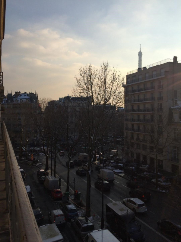 Alquiler  apartamento Paris 16ème 12000€ CC - Fotografía 2