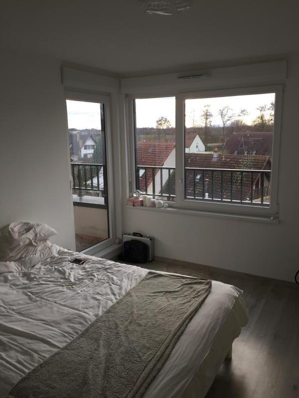 Rental apartment Ostwald 830€ CC - Picture 8
