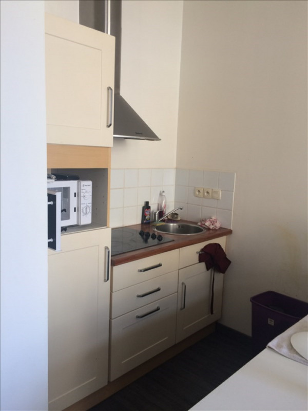 Location appartement Boulogne sur mer 420€ CC - Photo 1