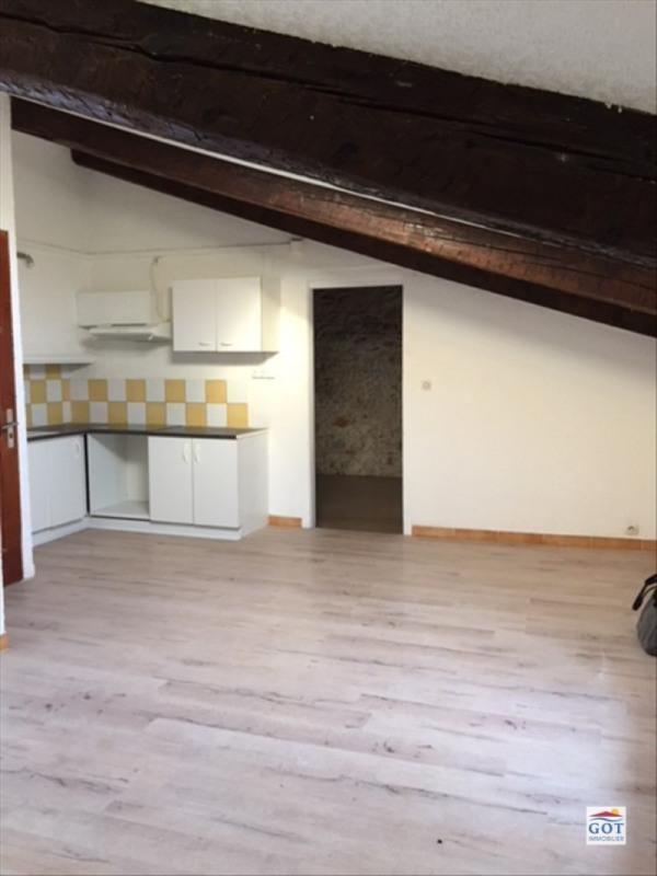 Rental apartment St laurent de la salanque 500€ CC - Picture 1