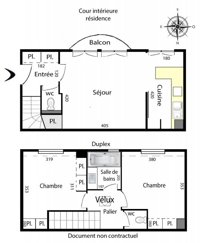 Location appartement Paris 9ème 1590€ CC - Photo 2