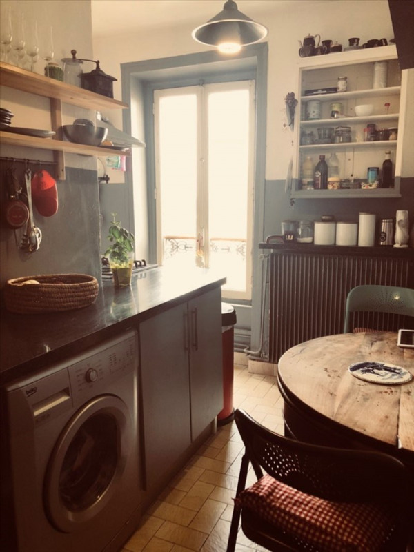 Rental apartment Asnieres sur seine 1 270€ CC - Picture 5