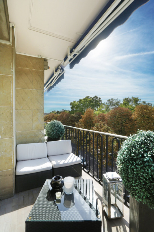 Deluxe sale apartment Neuilly-sur-seine 2450000€ - Picture 6