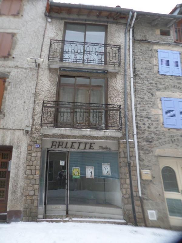 Sale house / villa Le monastier sur gazeille 132900€ - Picture 1