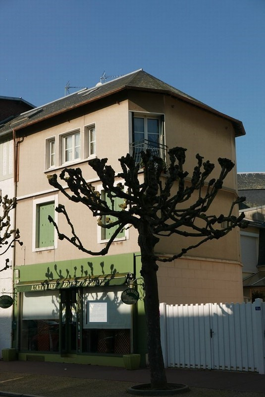 Vente local commercial Deauville 580000€ - Photo 1