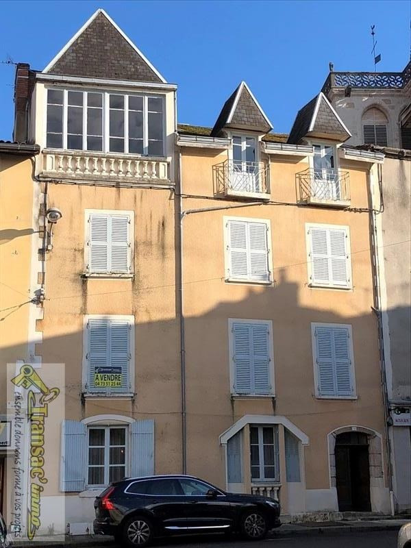 Investment property house / villa Courpiere 98 000€ - Picture 2