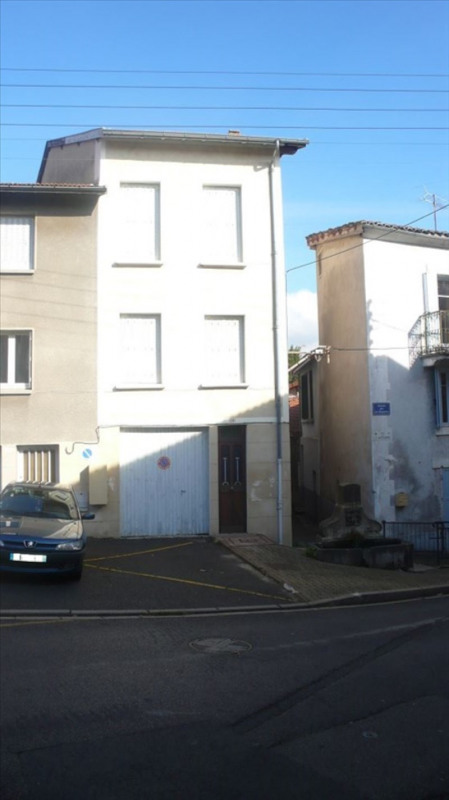 Sale building Courpiere 66 000€ - Picture 1