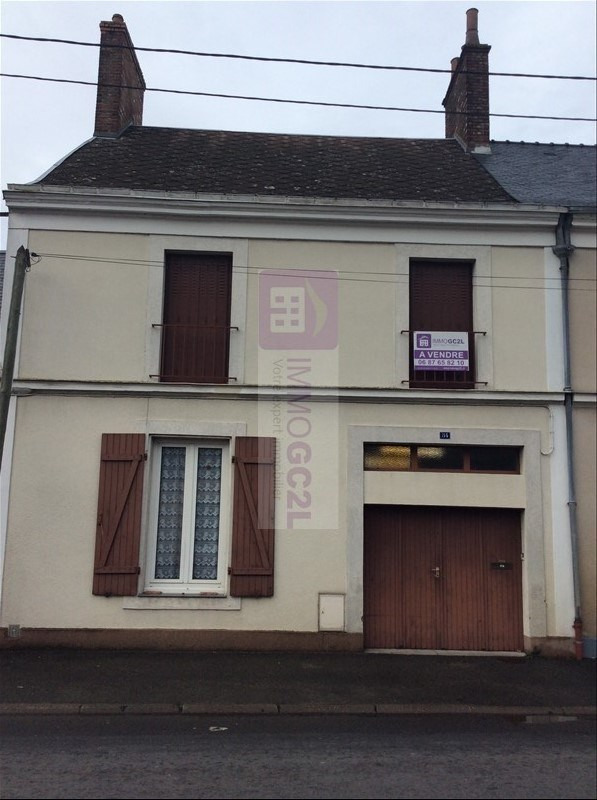 Sale house / villa Ecommoy 143 750€ - Picture 1