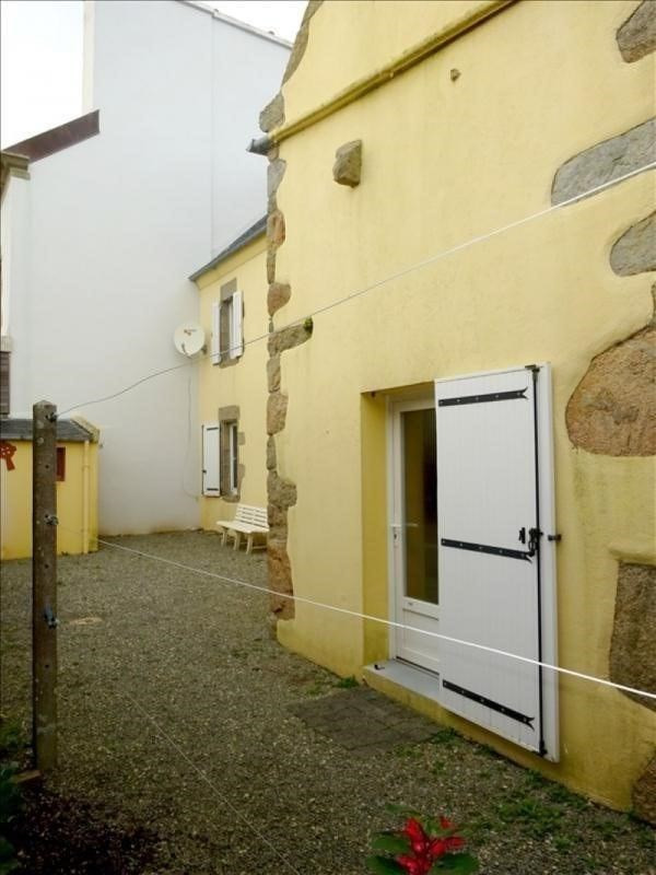 Sale house / villa Landeda 153000€ - Picture 1