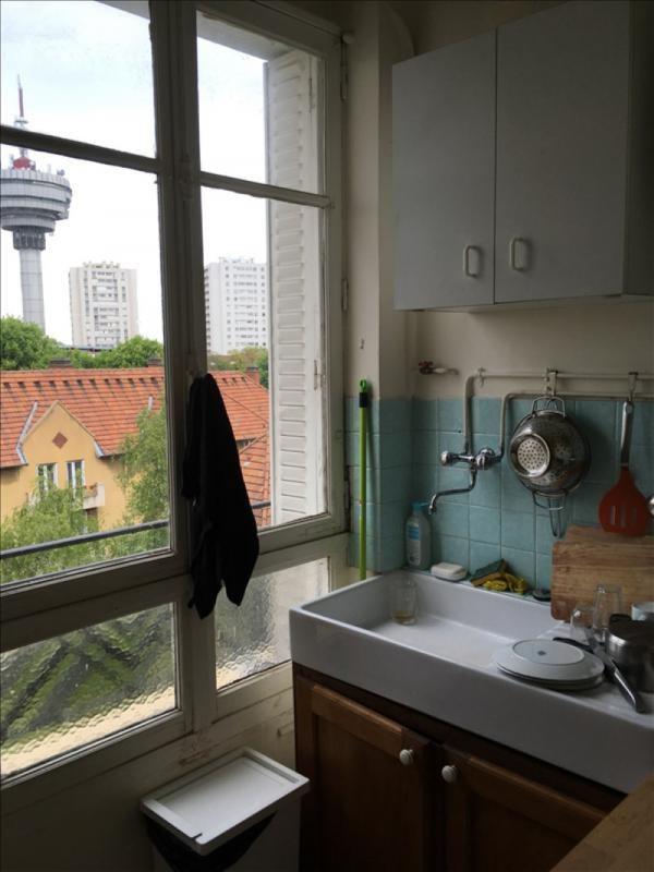Rental apartment Les lilas 653€ CC - Picture 4